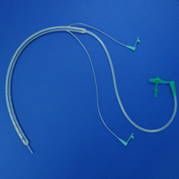 Silicone Three-way Drainage Tube