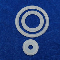 Silicone Clamp Sealing Gasket