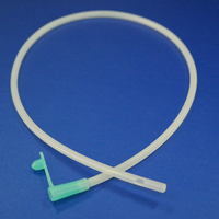 Silicone Sputum Suction Tube B